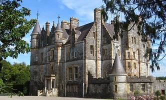 Камінь красномовства в замку бларні