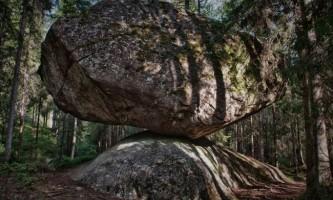 Камінь куммаківі, фінляндія