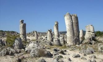 Кам`яний ліс (побиті камені), болгарія