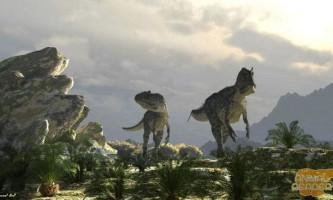 Карнозавр - найбільший хижий динозавр