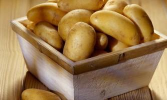 Картопля як засіб від тиску