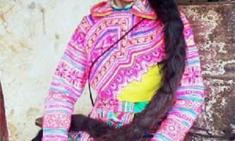 Китаянка за 35 років відростила косу довжиною 2,5 метра