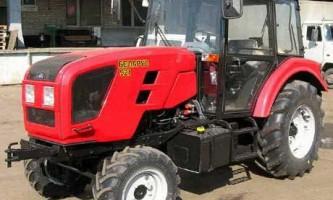 Колісний трактор мтз-921 білорус: опис технічних характеристик