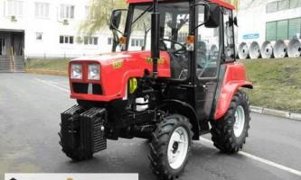 Компактний, але незамінний трактор мтз-320