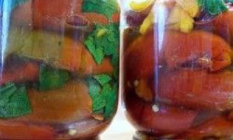 Консервування овочів та плодів
