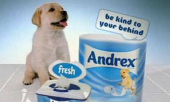 Виробник туалетного паперу влаштував кастинг щенят для реклами