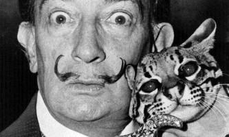 Коти і кішки відомих художників