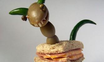Креативні сендвічі художниці касії хаупт