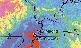 Великі річки як тригери землетрусів