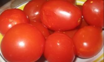 Квашені помідори з гірчицею