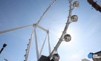 Лас-вегас запустив найвище колесо огляду в світі