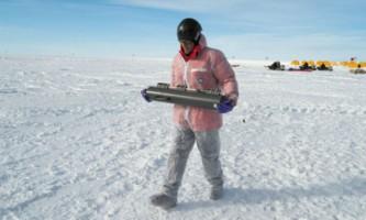 Льоди антарктики показали нові незвідані форми життя