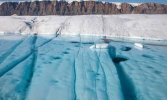 Льодовики гренландії - індикатор зміни клімату
