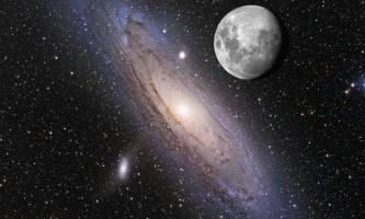 Кращі космічні знімки місяця