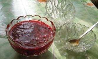 Малинове варення з яблуками на зиму: рецепт з фото.