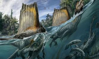 Марокканський спинозавр міг жити в морях і пожирати акул