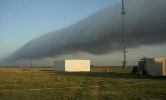 Метеорологічний феномен - ранкова глория