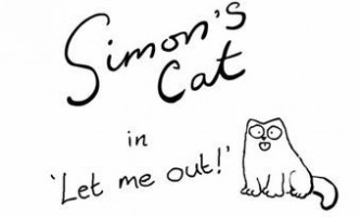 Мультфільм: кіт саймона - випусти мене!
