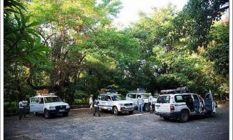 Національний парк маго в ефіопії