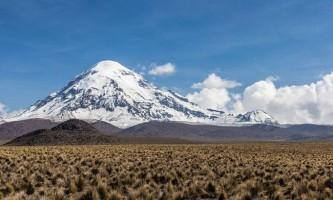 Національний парк сахама, болівія