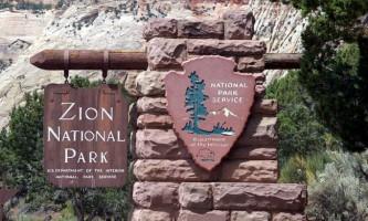 Національний парк зайон - місце, де кактуси ростуть під снігом