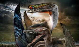 В китаї знайдені п`ять ненароджених птерозаврів