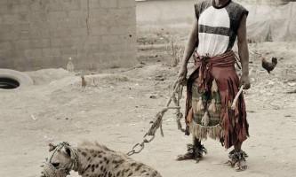 Незвичайні вихованці африканців