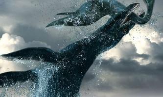Виявлено череп найбільшого `` морського чудовиська ``