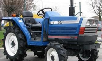 Огляд міні-тракторів від японських виробників