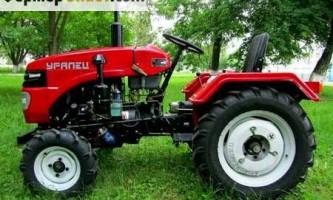 Огляд міні-тракторів вітчизняного виробництва