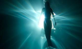 Чарівна австралійська `русалка` ханна фрейзер