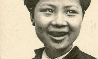 Охагуро - обряд чорніння зубів