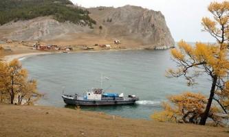 Ольхон - найбільший острів озера байкал