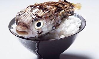 Небезпечні страви для любителів гострих відчуттів