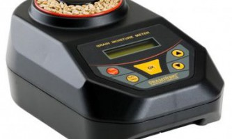 Визначення вологості зерна