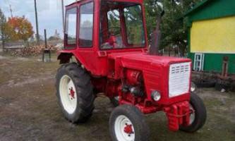 Особливості використання трактора т-25, його технічні характеристики