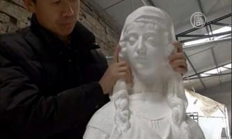 Оживаючі скульптури китайського дизайнера підкорюють світ