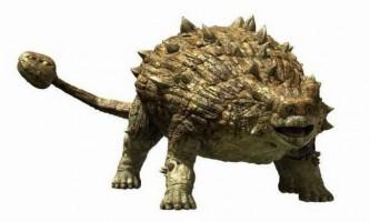 Панцирні динозаври, або анкілозаври