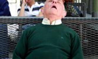 Переглянута тривалість нормального сну в різному віці