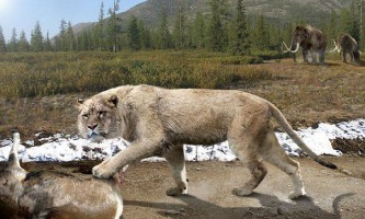 Печерний лев