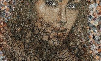 Пісочна мозаїка художниці світлани иванченко
