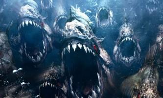 Піраньї - самі хижі риби