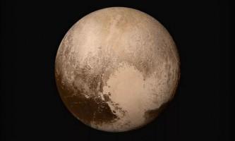 Плутон не схожий ні на що в сонячній системі
