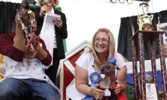 Переможцем конкурсу `найпотворніший собака в світі` став пес маглі з великобританії