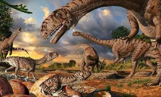 Чому динозаври були гігантами?