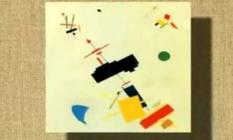 """Під """"чорним квадратом"""" малевича експерти розгледіли кілька картин"""