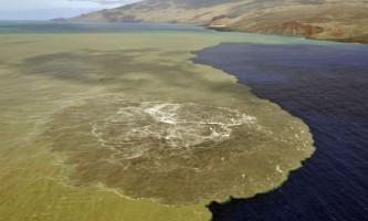 Підводне виверження вулкана на канарських островах