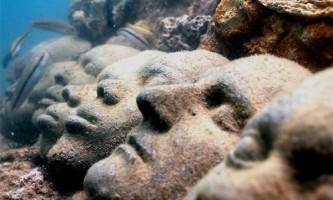 Підводний парк скульптур джейсона тейлора