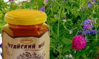 Корисні і лікувальні властивості меду різнотрав`я, протипоказання