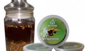 Корисні і лікувальні властивості прополісу, протипоказання до вживання